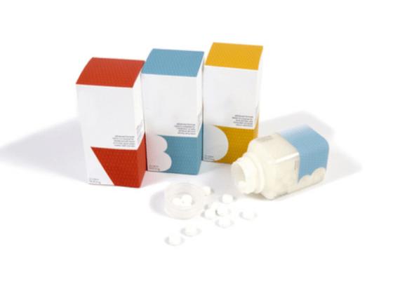 Makinate   Imballaggio farmaceutico o nutraceutico