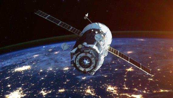 Satellite aerospaziale