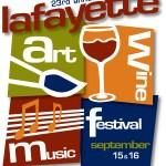 2018 Lafayette Art & Wine Festival