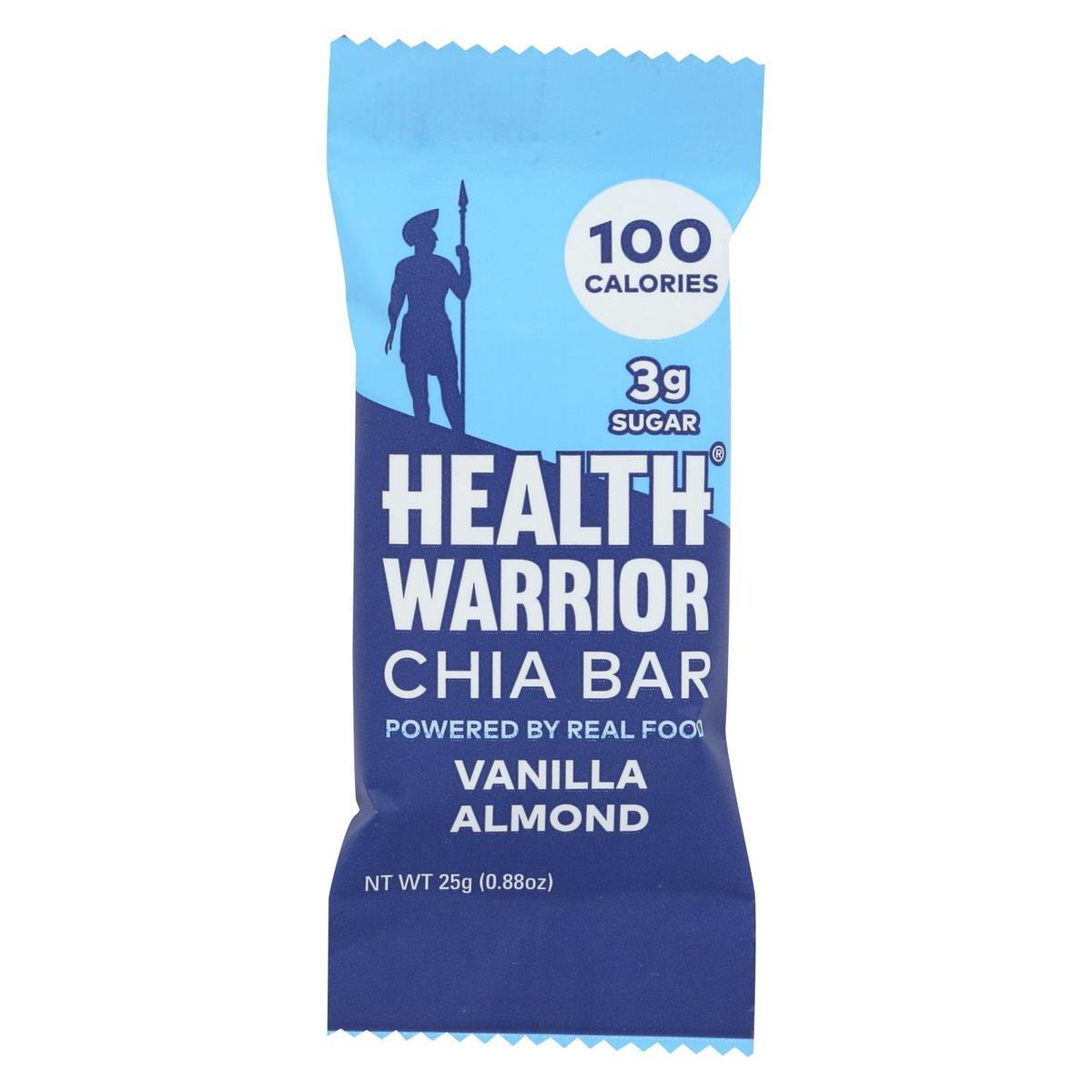 Health Warrior Chia Bar