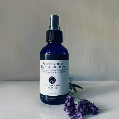 Release & Relax | Aromatherapy Essential Oil Spray