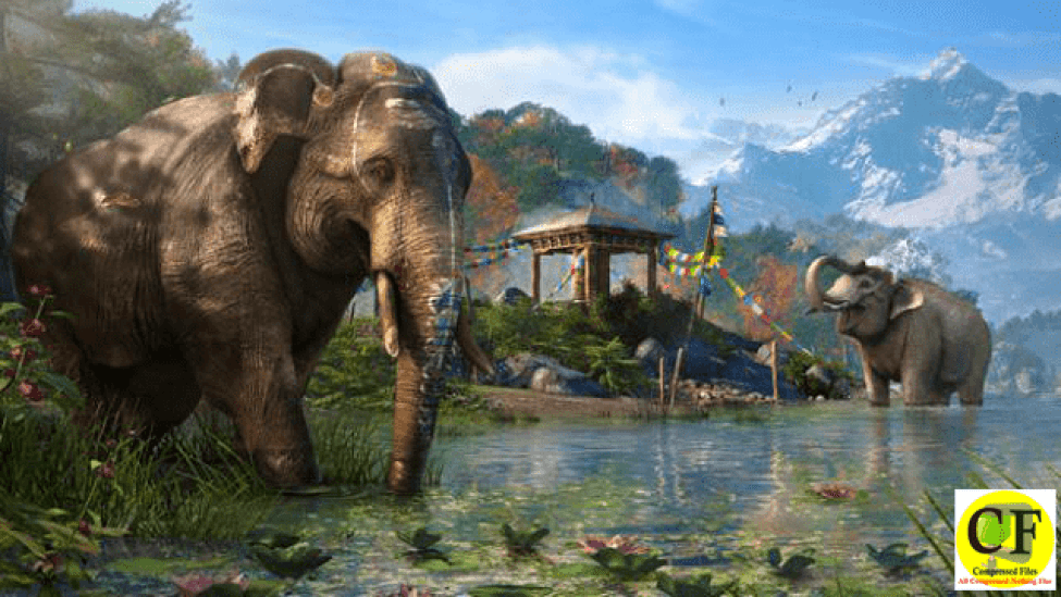 Far Cry 4 Highly Compressed Elephant