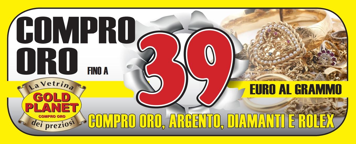 Gold Planet Compro Oro Fino A 39gr