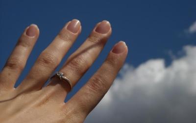Un diamante è il migliore amico di una ragazza … si dice