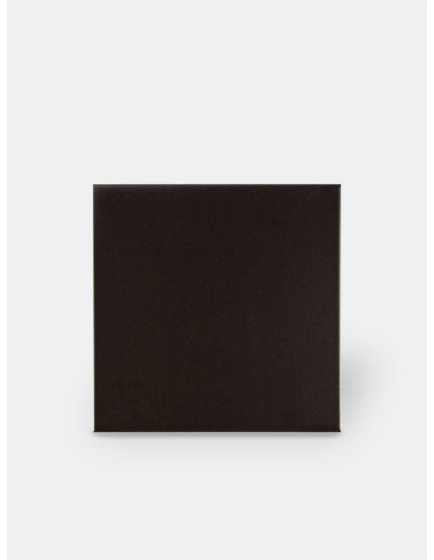 carrelage mural mat noir 20 x 20 cm ch0118001