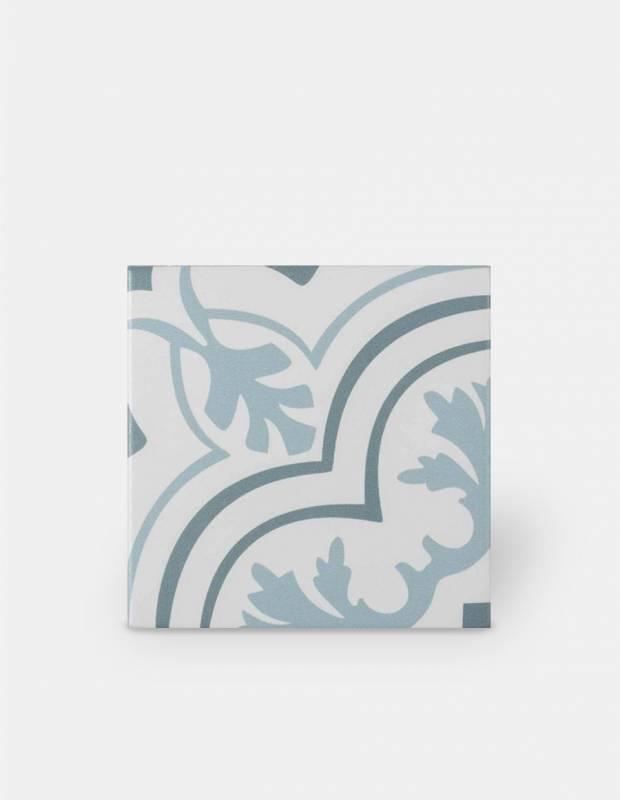 Carrelage 15x15 Cm Sol Et Mur Aspect Carreaux De Ciment Co9704016