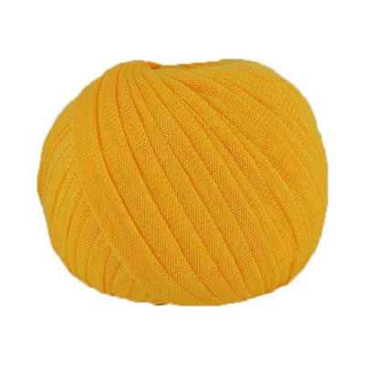 Trapilho Ribbon XL Jaune - Fil Ribbon Hoooked