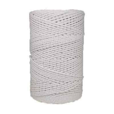 Corde macramé 2,5mm blanc