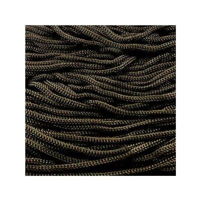 Cordon Swan Thai - Corde Thailandaise - Fil de 2mm - Bronze - tricot - crochet - sacs