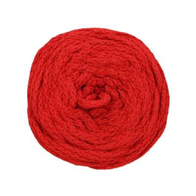 Cotton Air 4 mm Rouge coquelicot