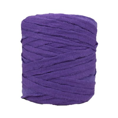 Trapilho-bobine-pelote-violet