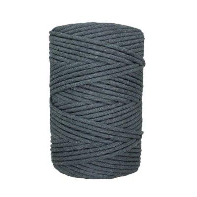 Coton-peigné-gris