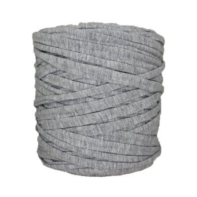 Trapilho-bobine-gris-argent-chiné