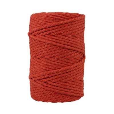 Corde macramé - 4 mm - Terre cuite