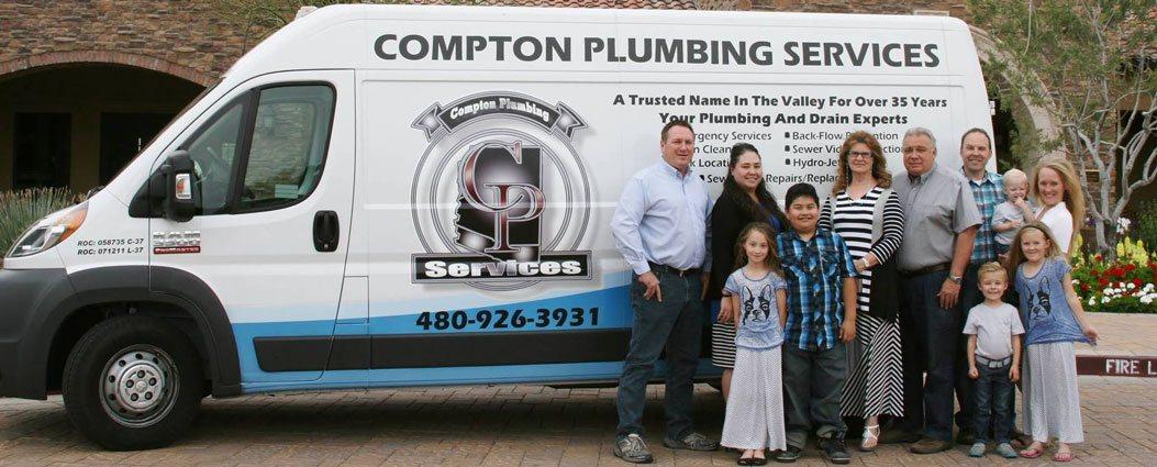 Compton Plumbing Services