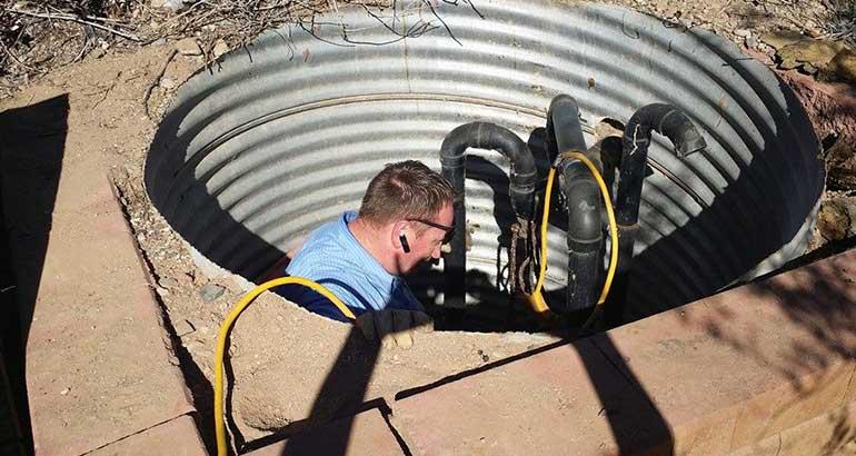 Sewer line repair services in Phoenix, Scottsdale, & Mesa, Arizona