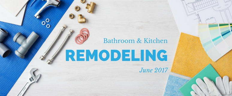 Bathroom & Kitchen Remodeling in Mesa, Arizona