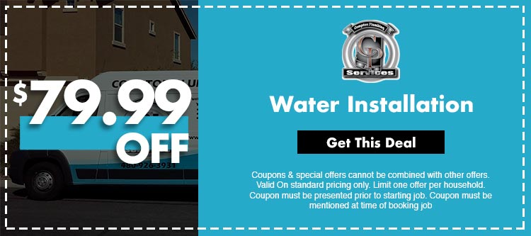 discount on commercial plumbing repair services in Mesa, AZ