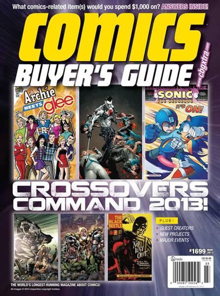 comic buyers guide