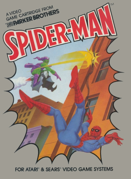 2600-Spider-Man