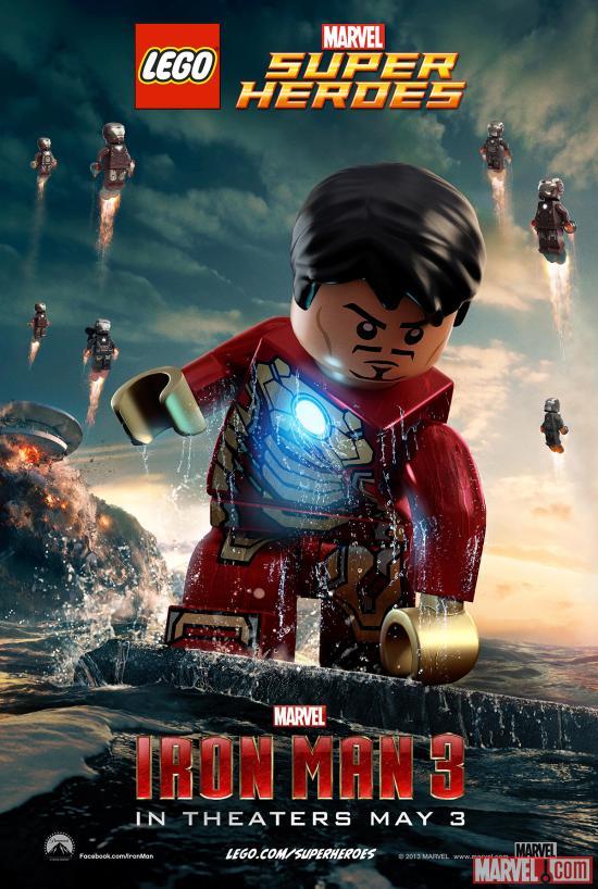 iron man 3 lego
