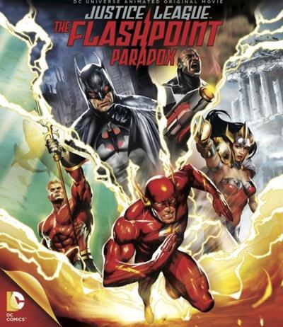 Liga de la Justicia La Paradoja del Tiempo DVDRip