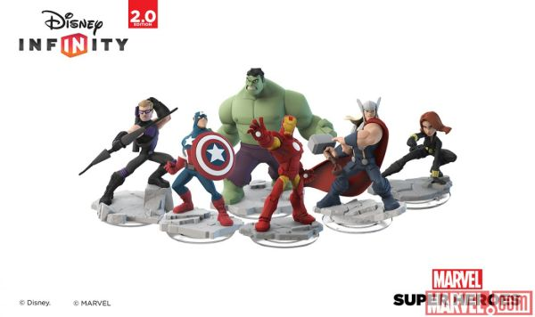 disney infinity marvel 1