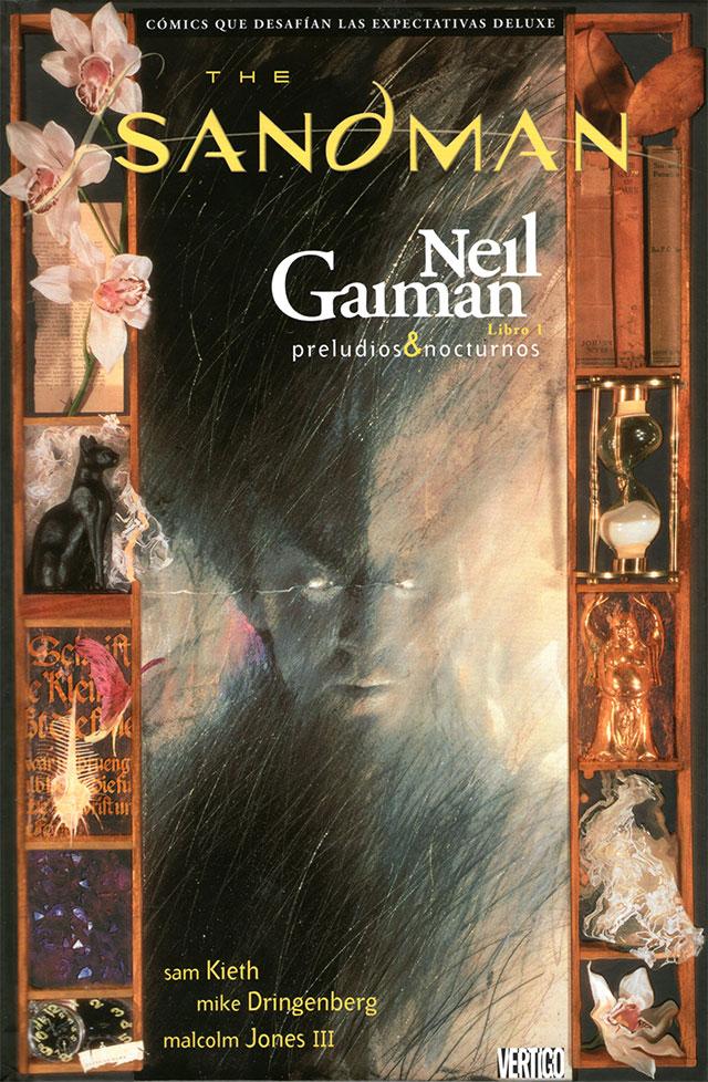 The Sandman: Preludios & Nocturnos Libro 1