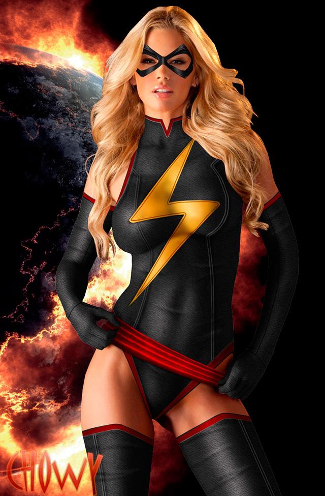 ¿Y quien es esa Ms. Marvel? Jessa Hinton