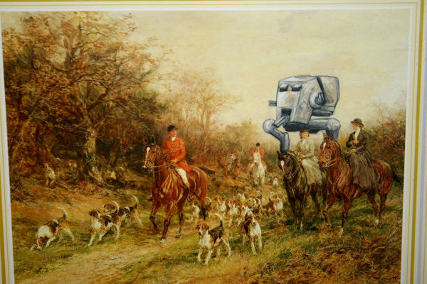 ATST at a Fox Hunt