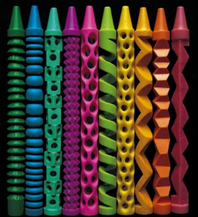 Pete Goldlust Crayons