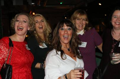 Louise Beech, Steph Broadribb, Claire Seeber & Susi Holliday