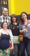 James Law, Jenny Blackhurst, Susi Holliday