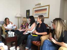 My panel - Debut Authors