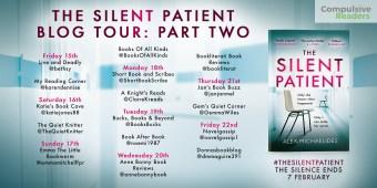 The Silent Patient Blog Tour Part 2