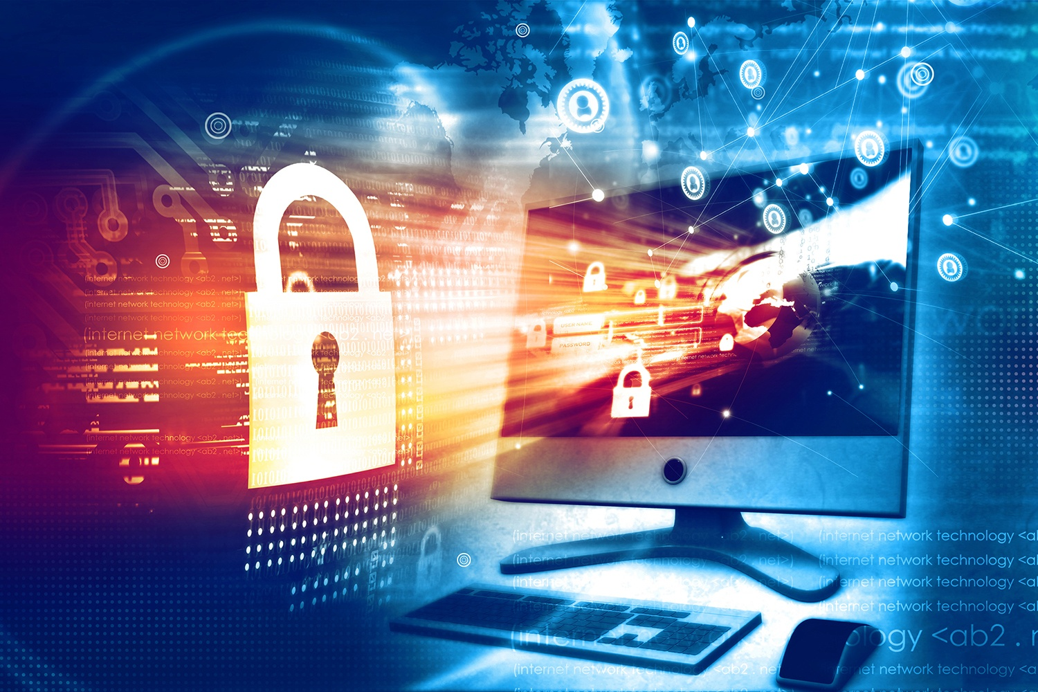5 Common Network Security Problems And Solutions