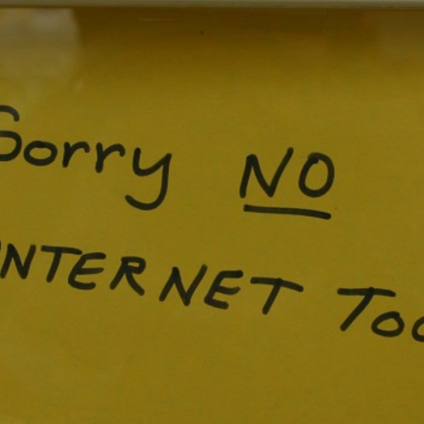Why we have internet outages