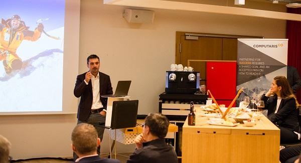 alex gavan speech at computaris suisse event