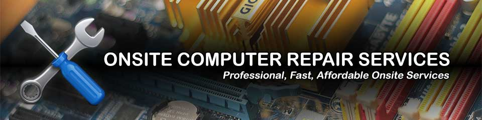 Nationwide Onsite Computer Repair Services