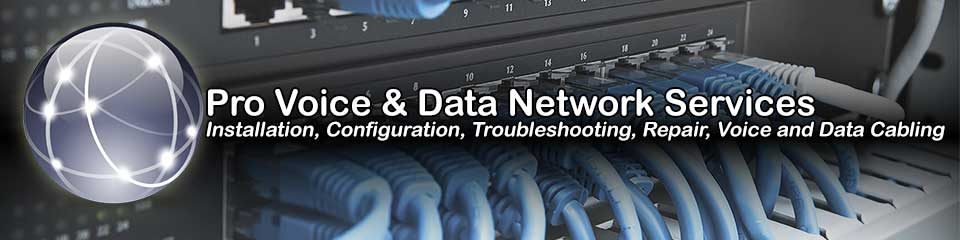 Kentucky Onsite Computer Repair, Network & Data Cabling Services