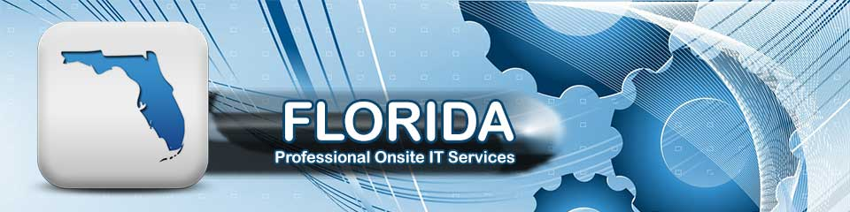 Florida Onsite Computer Repair, Network, Voice & Data Cabling Services