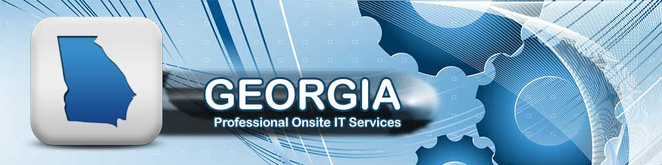 Professional Onsite Computer Repair, Network, Voice and Data Cabling Services Georgia GA