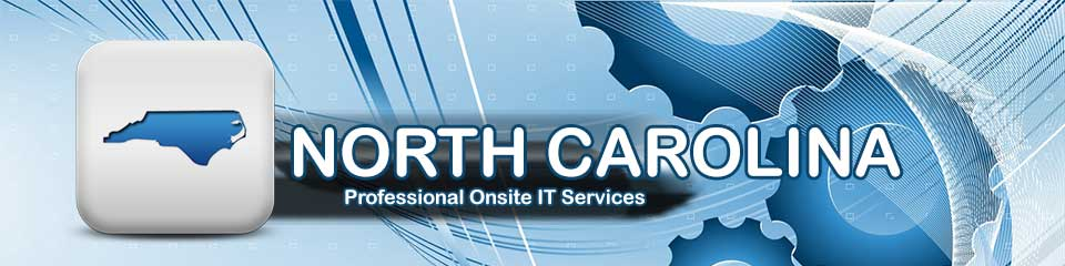 North Carolina Onsite PC Repair, Network, Voice & Data Cabling Services