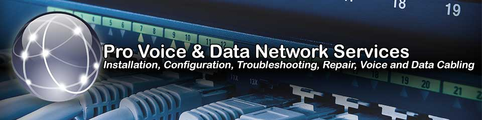 Tennessee Onsite Computer Repair, Network & Data Cabling