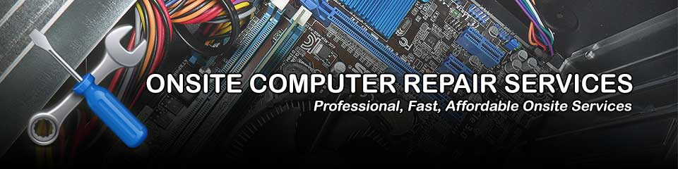 Tennessee Onsite Computer Repair, Network & Data Cabling Services