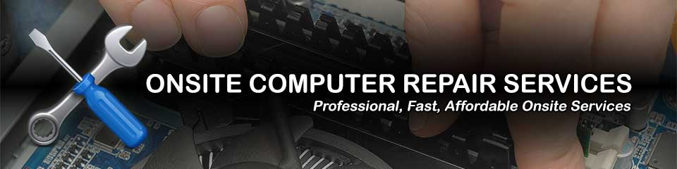 Virginia Onsite Computer PC Repair, Network, Voice and Data Cabling Services