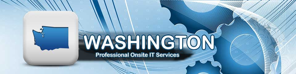 Washington Onsite PC Repair, Network, Voice and Data Cabling Services