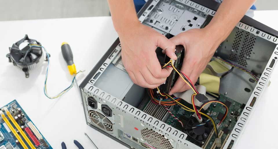 Alexandria Indiana Onsite PC & Printer Repair, Network, Voice & Data Wiring Services