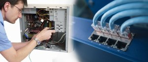 Palmetto Bay FL Onsite Computer PC & Printer Repairs, Network Support, & Voice and Data Cabling Services