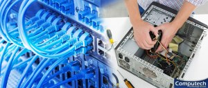 Humble TX Onsite Computer PC & Printer Repairs, Network Support, & Voice and Data Cabling Services